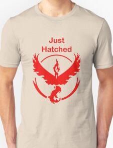 Just Hatched - Valor Unisex T-Shirt