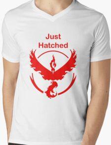 Just Hatched - Valor Mens V-Neck T-Shirt