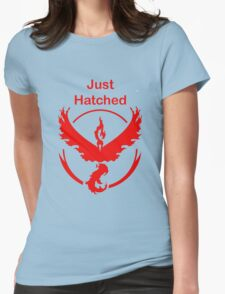 Just Hatched - Valor Womens Fitted T-Shirt