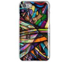 Graffiti Colors iPhone Case/Skin