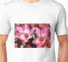 Lilies Of the Island Unisex T-Shirt