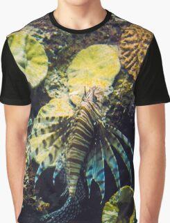 Scorpionfish Graphic T-Shirt