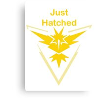 Just Hatched - Instinct Canvas Print