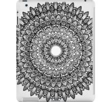 Leafy Mandala iPad Case/Skin
