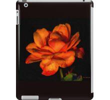 Flamboyant Flame iPad Case/Skin