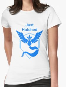 Just Hatched - Mystic Womens Fitted T-Shirt