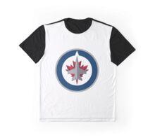 Winnipeg Jets logo Graphic T-Shirt