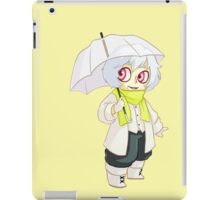 Clear DMMD iPad Case/Skin