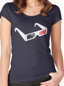 3DW Women's Fitted Scoop T-Shirt