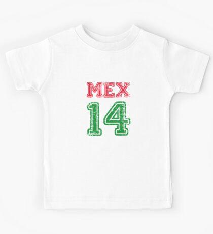 MEXICO 2014 Kids Tee