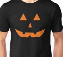 Jack O' Lantern Pumpkin Halloween Costume T-Shirt Funny Unisex T-Shirt