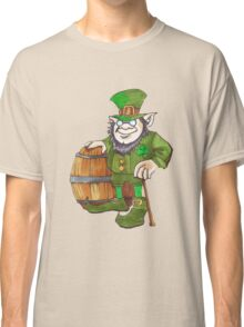 IRISH LEPRECHAUN Classic T-Shirt