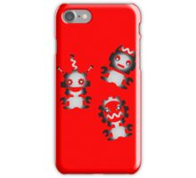 Monster Game Gear iPhone Case/Skin