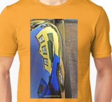 Car reflection Unisex T-Shirt