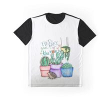 Hedgehog: Find Your Place in the World Graphic T-Shirt