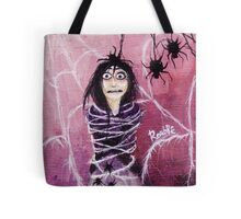THE FEAR TAKES HOLD Tote Bag