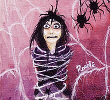 THE FEAR TAKES HOLD by ROUBLE RUST