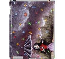 Can it rain forever? iPad Case/Skin
