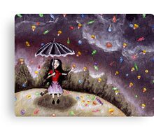 Can it rain forever? Canvas Print