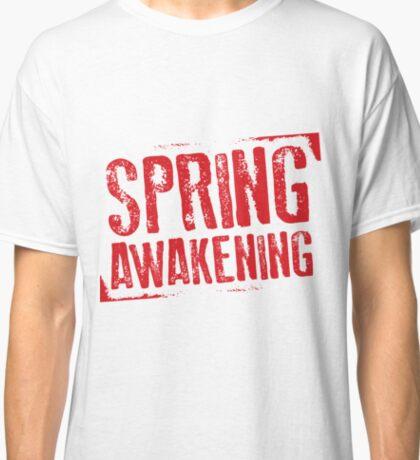 Spring Awakening logo Classic T-Shirt