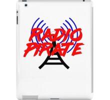 Radio Pirate iPad Case/Skin