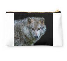 Arctic Wolf Studio Pouch