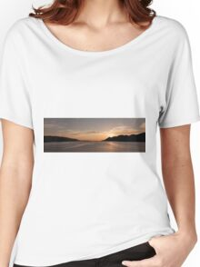 Sunset in Croatia Women's Relaxed Fit T-Shirt