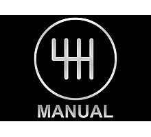 Save the Manuals!! Photographic Print