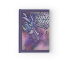 space dragon ftw Hardcover Journal