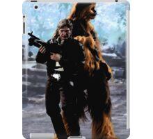 Han and Chewie, Takodana iPad Case/Skin