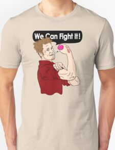 We can fight it! Unisex T-Shirt