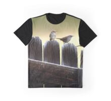 Birds of a Feather Graphic T-Shirt