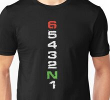 Motorcycle Gear Shift Racing T-Shirt Moto Sportbike Unisex T-Shirt