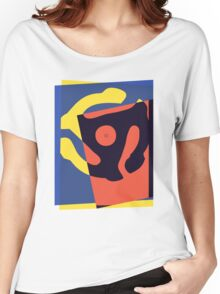 Pop Art 45 Symbol 1 Women's Relaxed Fit T-Shirt