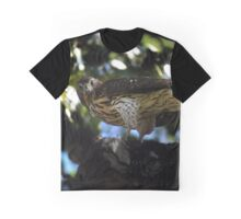 Hawkish  Graphic T-Shirt