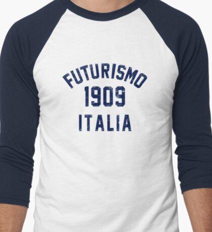 Futurismo Men's Baseball ¾ T-Shirt