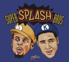 SUPER SPLASH BROS  T-Shirt