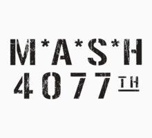 The 4077 Kids Tee