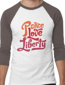Peace Love Liberty T-Shirt