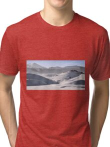 General view of Costelluccio of Norcia Tri-blend T-Shirt