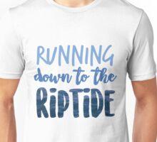 Riptide Lyrics- Vance Joy Unisex T-Shirt