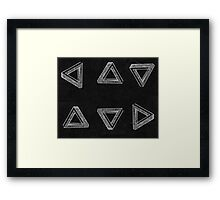 To Infinity Framed Print