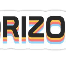 Horizons 2 Sticker