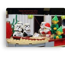 Not The Elves You Are Looking For Canvas Print