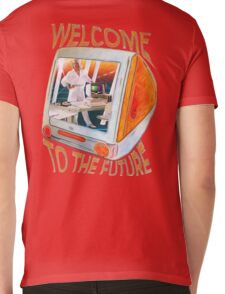 Welcome to the Future Mens V-Neck T-Shirt