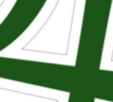 Jupiter Symbol Sticker