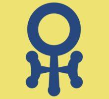 Uranus Symbol Kids Clothes