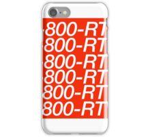 1800RTV iPhone Case/Skin