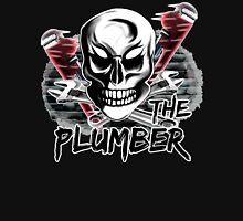 """Plumber Skull 4: """"The Plumber"""" Unisex T-Shirt"""