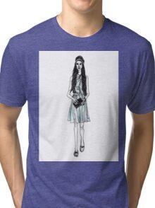 Lana Del Rey Tri-blend T-Shirt